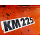 Kosiarka rotacyjna Fella KM 225 H